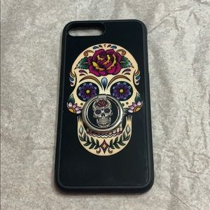 iPhone cases with grip ring